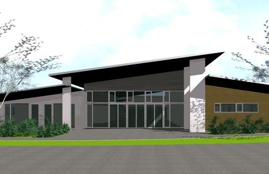 Seniors Living Architectural Design