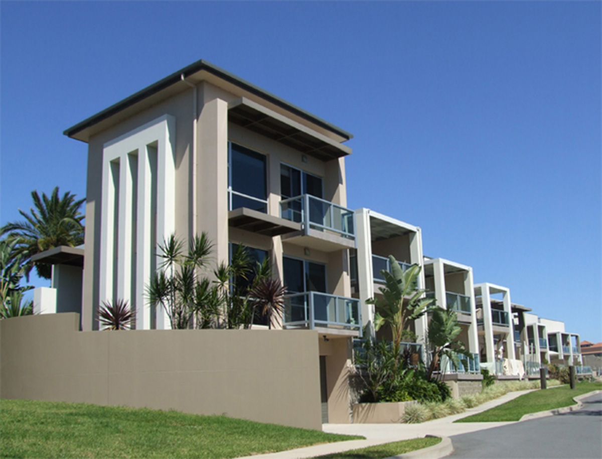 Townhouses Port Macquarie Architect Fisher Design And