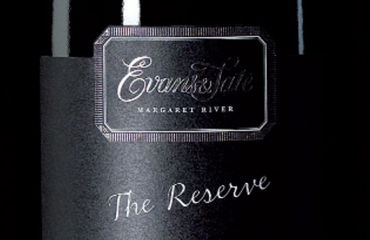 Evans & Tate, The Reserve, Packaging Design